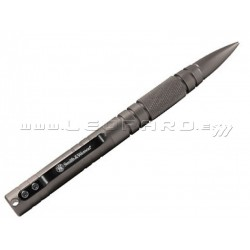 Bolígrafo S&W Military & Police Tactical Pen Silver
