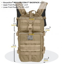 Maxpedition Falcon II Hydration Backpack Foliage