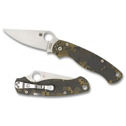 Spyderco Para-Military 2 Camo-Digital