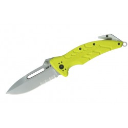 Navaja Ontario Xr-1 Rescue Folder Yellow