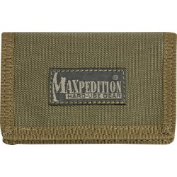 Cartera Maxpedition Micro Wallet Khaki