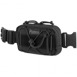 Maxpedition Janus Extension Pocket. Black.