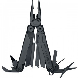 Alicate Multiusos Leatherman Wave Negro