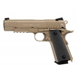 Pistola Colt M45 CQBP FDE Co2 Full Metal