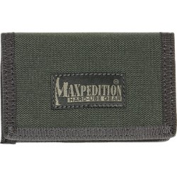 Cartera Maxpedition Micro Wallet Foliage Green