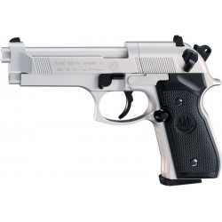 Beretta M 92 FS Nickel Co2 Full Metal