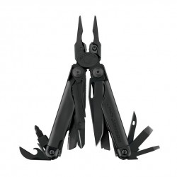 Alicate Multiusos Leatherman Surge Negro Funda Molle