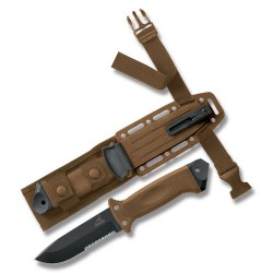 Gerber LMF II Infantry Coyote Brown