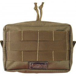 Maxpedition Horizontal Gp Pouch Khaki