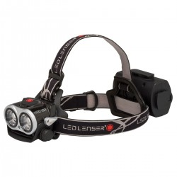 Linterna frontal Led Lenser KIT XEO19R Negra