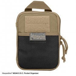 Maxpedition E.D.C Pocket Organizer Khaki
