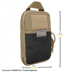 Maxpedition E.D.C Pocket Organizer Foliage Green