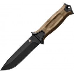 Cuchillo Gerber Strongarm Fixed Blade Coyote Liso
