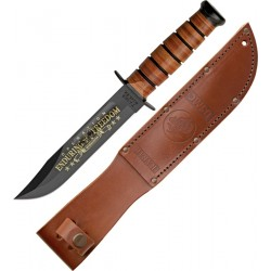 Cuchillo Ka-bar USMC OEF Afghanistan Commemorative