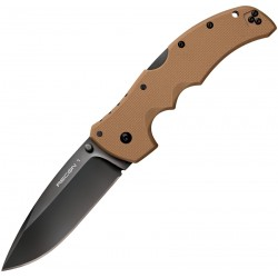 Navaja Cold Steel Recon 1 Spear Point Coyote CTS-XHP