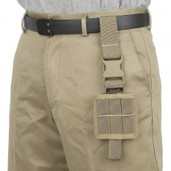 Acople Maxpedition Mini Drop Leg Rig Khaki