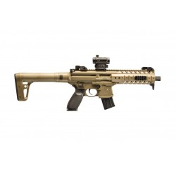 Sig Sauer MPX ASP FDE + Red Dot 4,5 mm