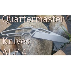 Cuchillo Quartermaster Alf 4 Neck Knife Stonewash