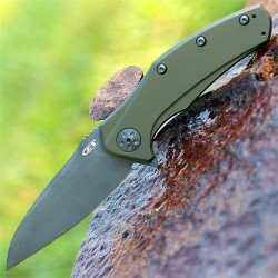 Navaja Zero Tolerance 0770 A/O OD Green