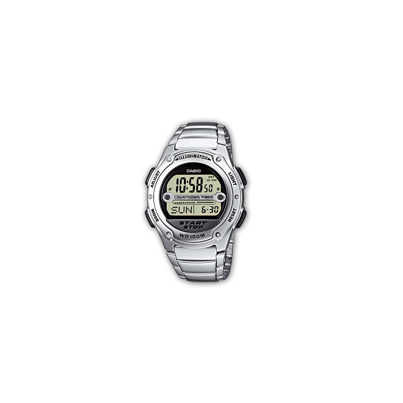 Reloj Casio Collection W 756D 7AVES, compra online