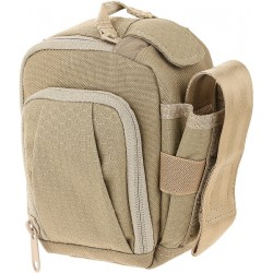 Bolsillo Organizador Maxpedition AGR Side Opening Pouch Tan