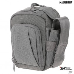 Bolsillo Organizador Maxpedition AGR Side Opening Pouch Gris