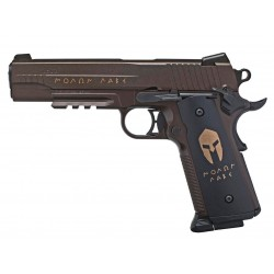 Pistola Sig Sauer 1911 Spartan Blowback Co2 Full Metal