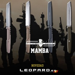 Cuchillo Extrema Ratio Mamba Wollf Grey