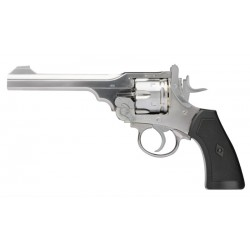 Revólver Webley Mark VI Silver Co2