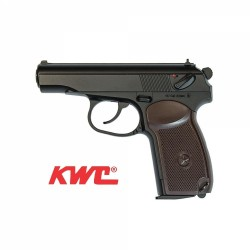 Pistola KWC Makarov PM Co2 Full Metal