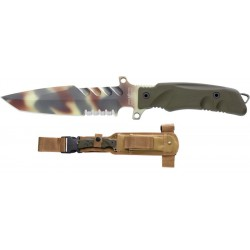 Fox Predator I Fighting Grande OD Green