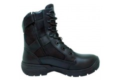 Botas Magnum Wolf 8.0 Double Side Zip Black