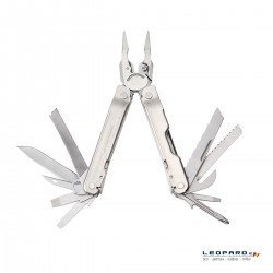 Alicate Multiusos Leatherman Super Tool 300 Funda Cuero