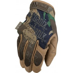 Guantes Mechanix The Original Camuflaje Woodland
