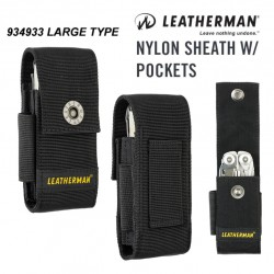 Funda Leatherman Nylon con Bolsillos