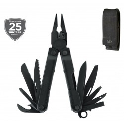 Alicate Multiusos Leatherman Rebar Black