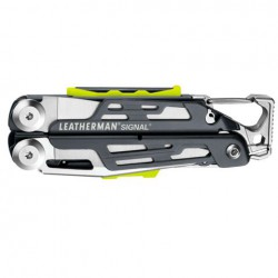 Alicate Multiusos Leatherman Signal Gray Funda Nylon