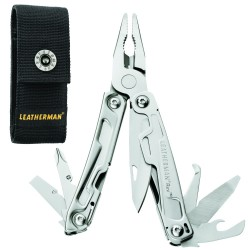 Alicate Multiusos Leatherman Rev Funda Nylon