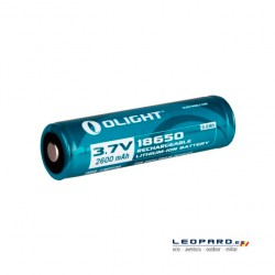 Bateria Recargable Olight 18650 2600 mA