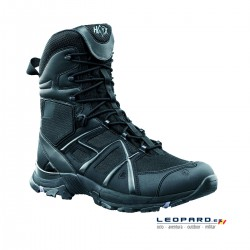 Botas Haix Black Eagle Athletic 11 High Side Zip Black