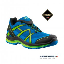 Zapatilla Haix Black Eagle Adventure 2.0 GTX Low Blue-Citrus