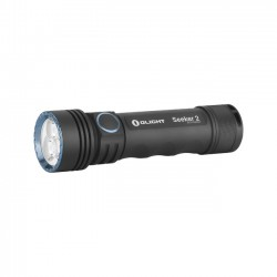 Linterna Olight Seeker 2 Simply Negra 3000 Lumens Recargable