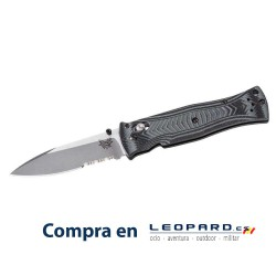 Benchmade 531 Drop Point Filo Mixto