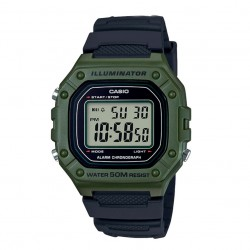 Reloj Casio Collection W-218H-3AVEF