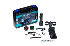 Linterna Olight Warrior X 2000 Lumens KIT Caza Recargable