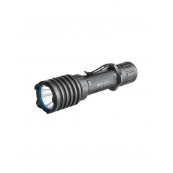 Linterna Olight Warrior X Pro Edición Gris Metal 2.250 Lumens Recargable