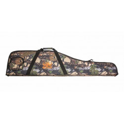 Funda Buffalo River Rifle Man Camo 122 cm Con Visor Luxe