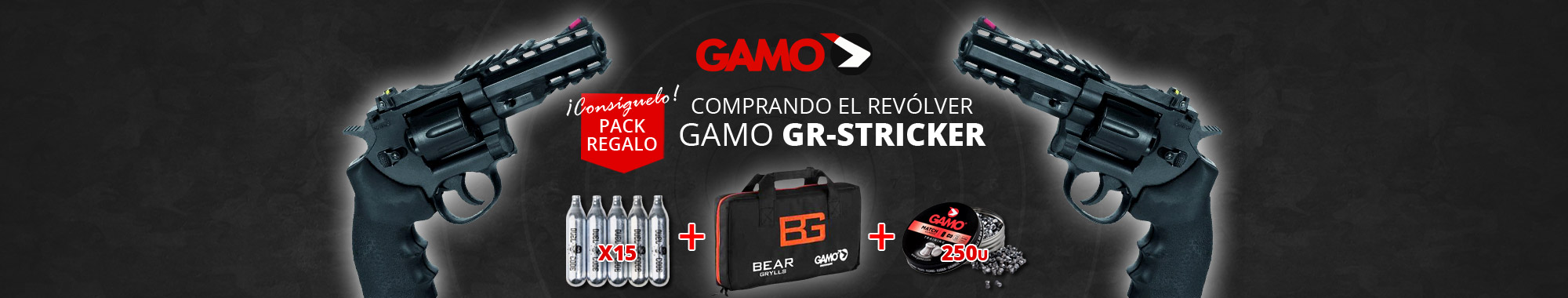Pack regalo GR-Stricker