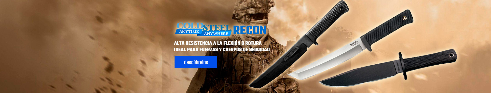 Cold Steel Recon