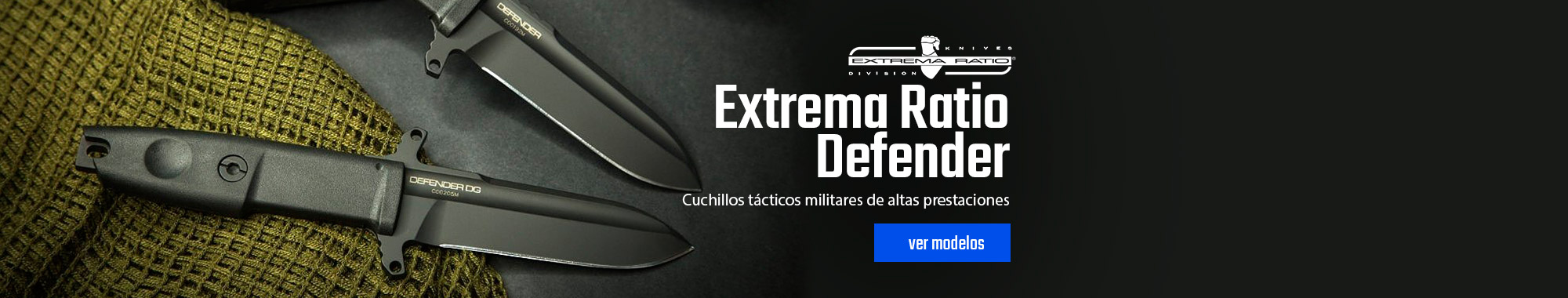 Extrema Ratio Defender